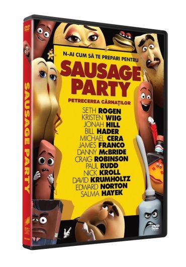 Sausage Party [DVD] [2016]