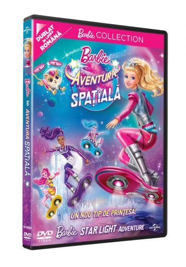 Barbie: Star Light Adventure [DVD] [2016]