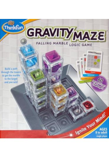 Puzzle Gravity Maze