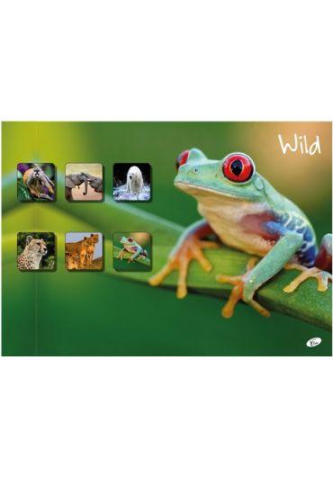 Caiet A5 48 file dictando Wild
