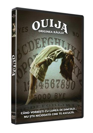 Ouija - Origin of Evil [DVD] [2016]