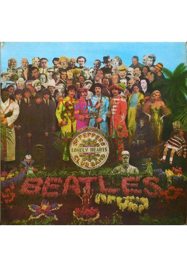 The Beatles - Sgt Pepper's - CD