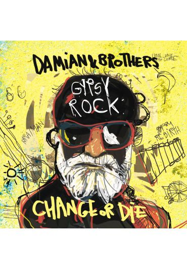 Damian & Brother - Gypsy Rock - CD