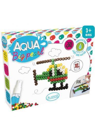 Set creativ Aqua Pearl - Elicopter