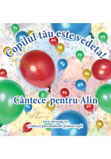 Various - Copilul tau este vedeta - Cantece pentru Alin (CD)