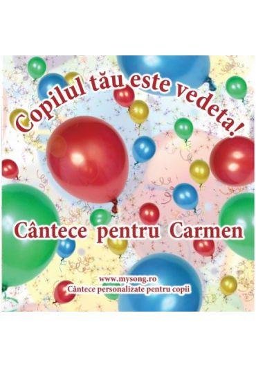 Various - Copilul tau este vedeta - Cantece pentru Carmen (CD)