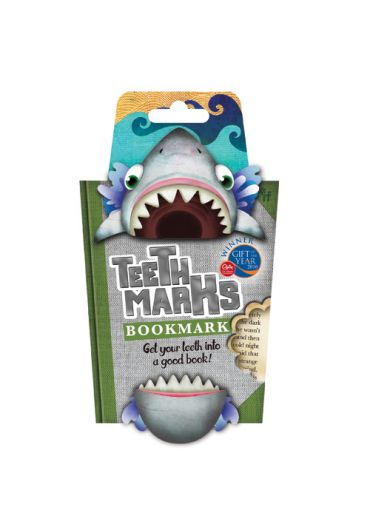 Semn de carte - Teeth-Marks Shark