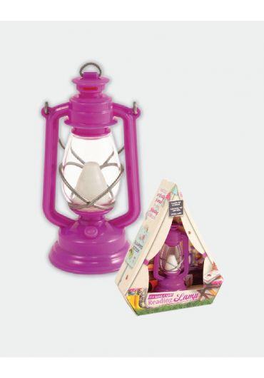 Lampa pentru citit - The Base Camp - Perfectly Purple