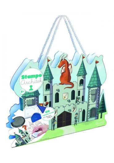 Set creativ Stampo Arhitect Castel