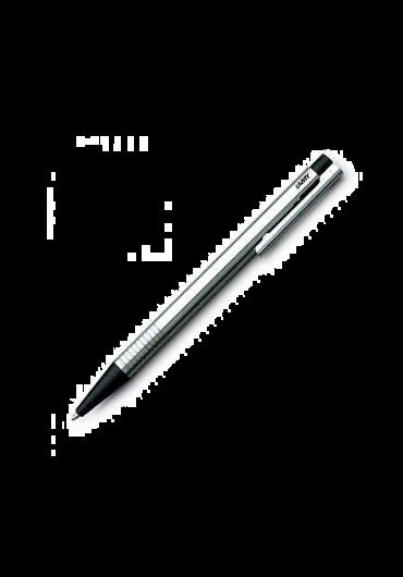 Pix cu mecanism logo 205 black