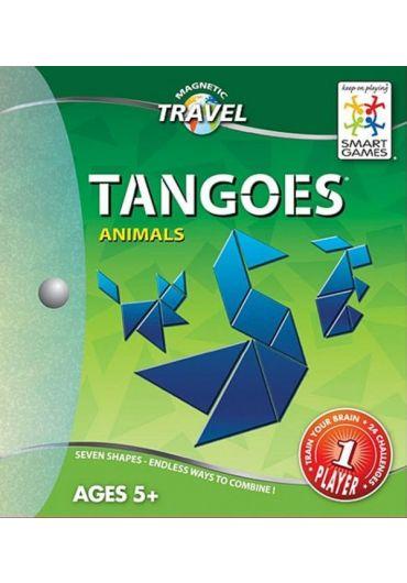 Joc Tangram magnetic animale