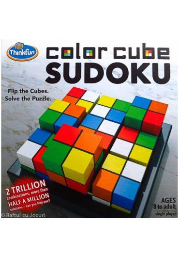 Joc Color Cube Sudoku
