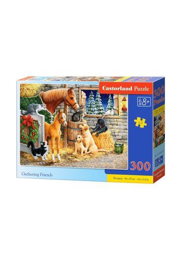 Puzzle 300 Gathering Friends