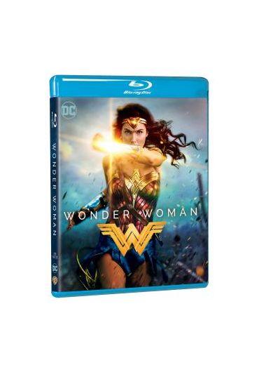Wonder Woman (Blu Ray Disc)