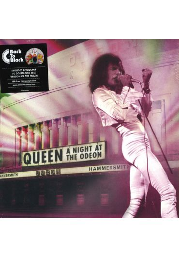 Queen - A night at the Odeon - LP