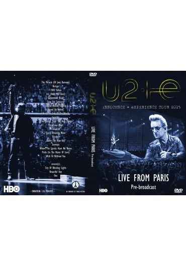 U2 - Innocence Experience Live - DV2
